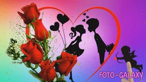Проект ProShow Producer - Happy Valentine's Day 2019