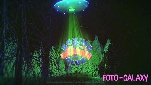 UFO Logo 184377 - After Effects Templates