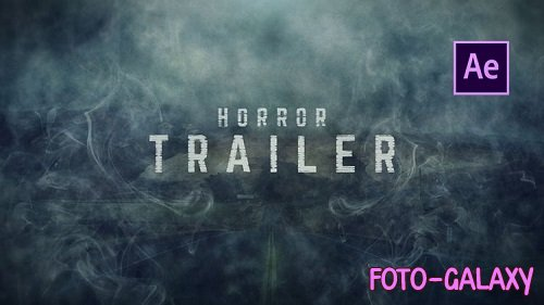 Horror Trailer 183841 - After Effects Templates