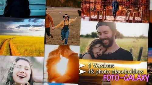 Multi Photo Logo (pack) 183783 - After Effects Templates