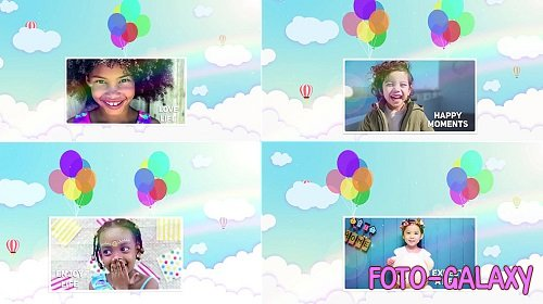Happy Slideshow 182772 - After Effects Templates