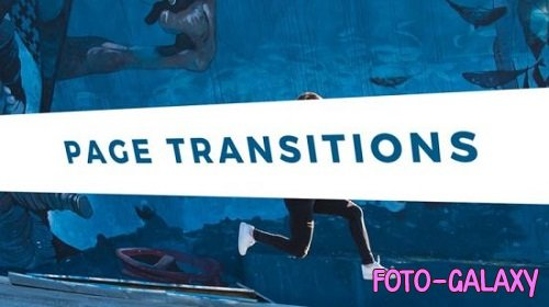 Page Transitions 186094 - After Effects Templates
