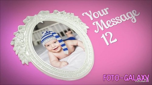 Baby 3D Album 175329 - After Effects Templates