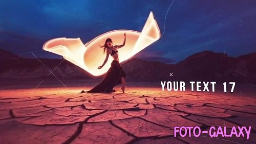 Photo Glitch Parallax Slideshow 187138 - After Effects Templates