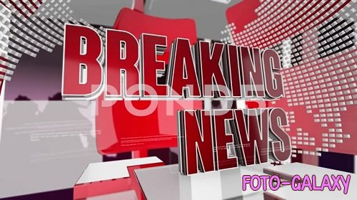 News 102 - After Effects Templates