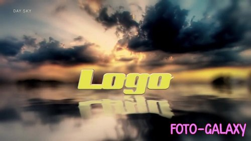 3D Sea Logo Reveal 188111 - After Effects Templates