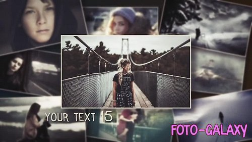 Memory Slideshow Opener 207539 - After Effects Templates