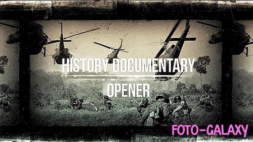 History Documentary Opener 210077 - After Effects Templates