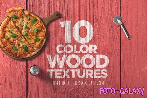 Color Wood Textures x10 - 3726831