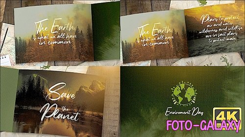 Nature Opener 228100 - After Effects Templates