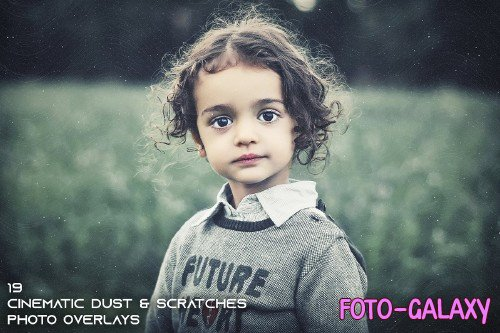 19 Cinematic Dust & Scratch Overlays 3498701