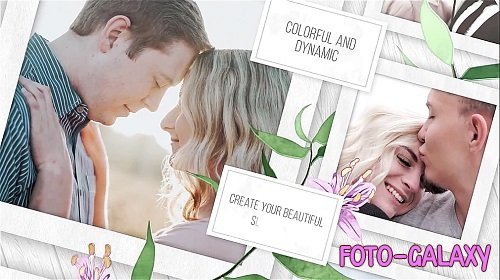 Tell Your Story Slideshow 214806 - After Effects Templates