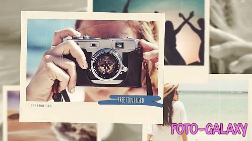 Photo Slideshow 215206 - After Effects Templates