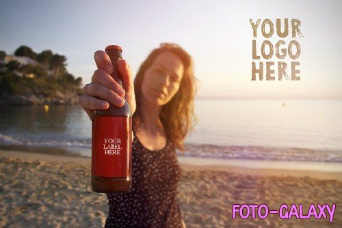 Beach Beer Time | Logo - 277003