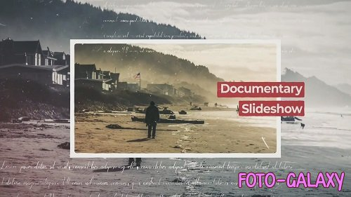 Documentary Slideshow 234530 - After Effects Templates