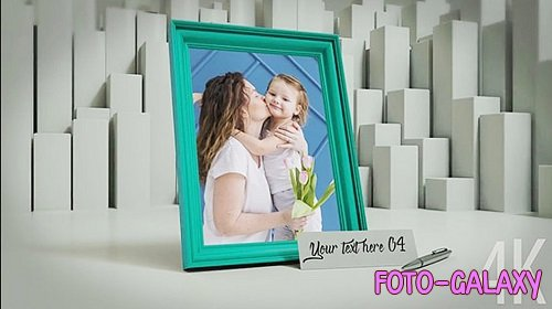 4k 3D Album - After Effects Templates