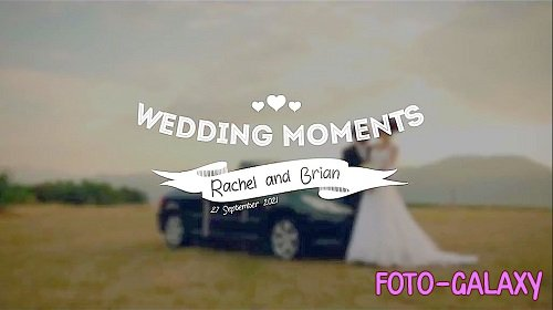 Wedding Titles 243531 - After Effects Templates