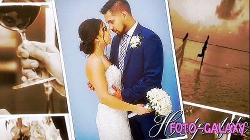 Wedding Slideshow 244522 - After Effects Templates