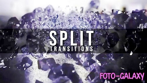 Split Transitions 246505 - Premiere Pro Presets