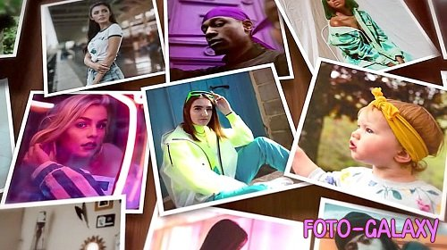 Summer Photo Wall 247470 - After Effects Templates