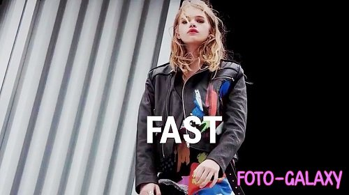 Fast Fashion Opener r - After Effects Templates