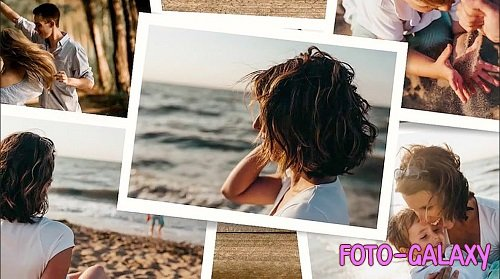 Neat Animated Photo Album - After Effects Templates