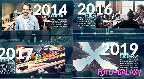 Corporate Timeline 255459 - After Effects Templates