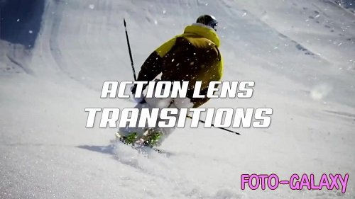 Action Lens Transitions 249119 - Premiere Pro Presets