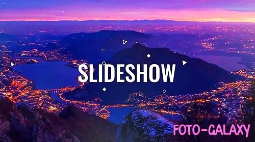 Inspiring Smooth Slideshow - After Effects Templates