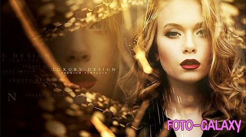 Golden Opener 275502 - After Effects Templates