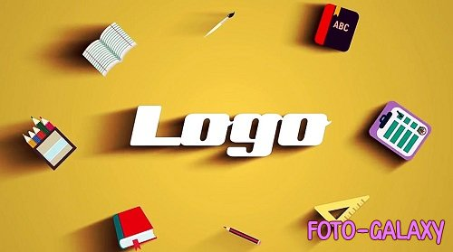 School Logo Reveal 281575 - After Effects Templates