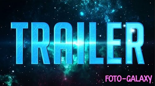 The Space Titles Trailer 281354 - After Effects Templates