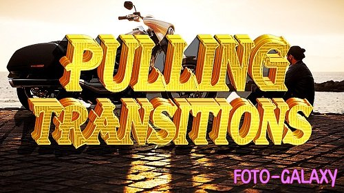 Pulling Transitions 274337 - Premiere Pro Templates