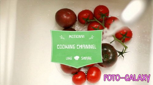 Проект ProShow Producer - COOKING CHANNEL