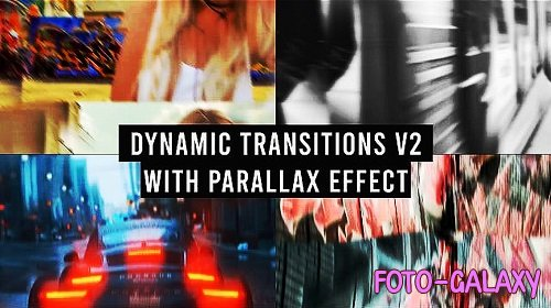 Dynamic Transitions V2 302404 - Premiere Pro Templates