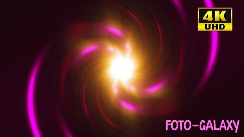 Videohive - Spiral Light Loop - 24768001