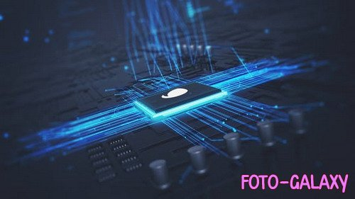 MotherBoard Logo Reveal - Project for After Effects (Videohive)