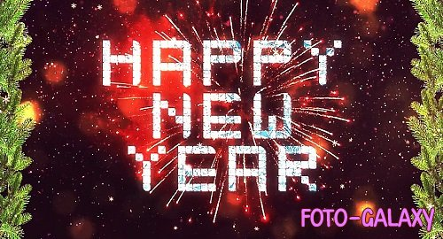 Happy New Year Countdown 330811 - After Effects Templates