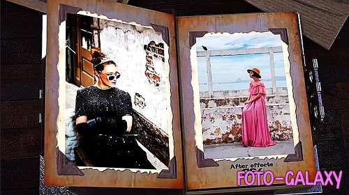 Vintage Photo Album 312029 - After Effects Templates