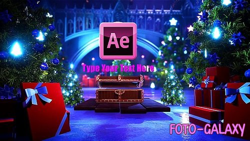 Christmas On The Gates 296884 - After Effects Templates