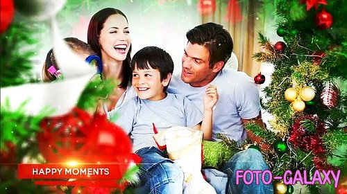 Christmas Slideshow 54574 - After Effects Templates
