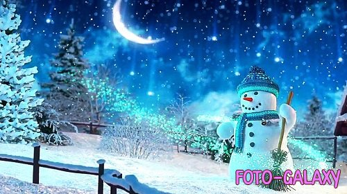 Christmas Greetings Opener 19398 - After Effects Templates