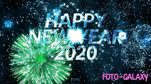 New Year's Eve Elegant Countdown 331761 - After Effects Templates