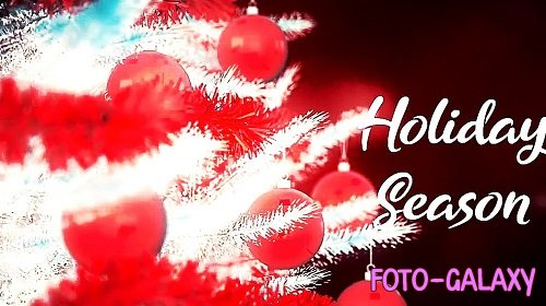 Christmas Titles 329320 - After Effects Templates