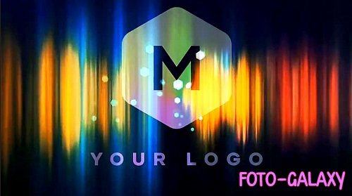 Colorful Lights Logo Reveal 346254 - After Effects Templates