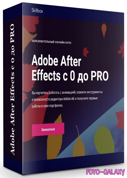 Adobe After Effects с 0 до PRO (2019)