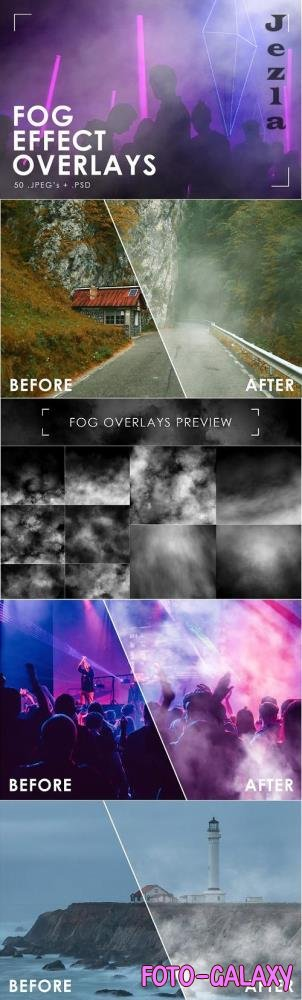 Fog Effect Overlays - 2500045