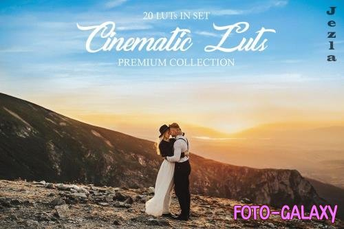 Cinematic LUTs - 3993294