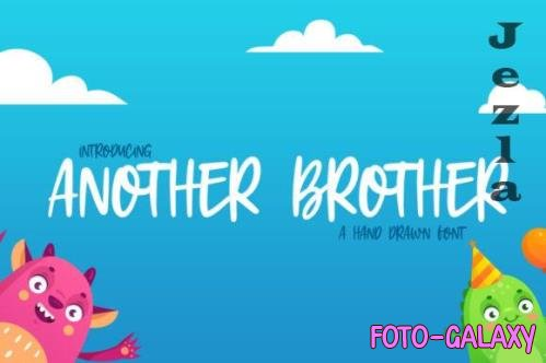 Another Brother Font