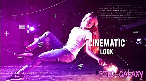 Cinematic Parallax Slideshow 11098562 - Project for After Effects